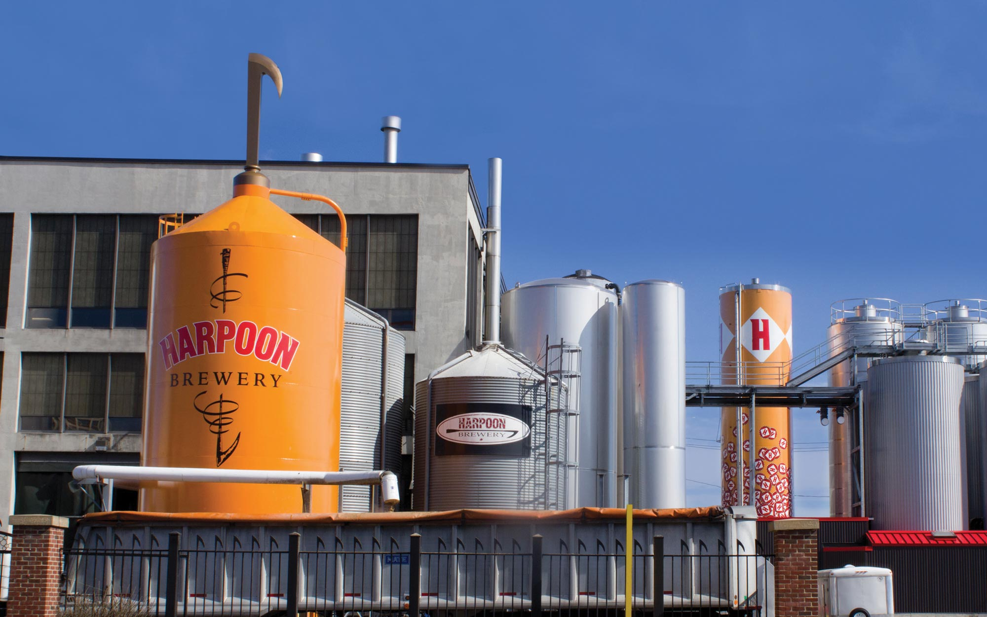 Harpoon IPA MA New beer coaster Harpoon Brewing Company Boston