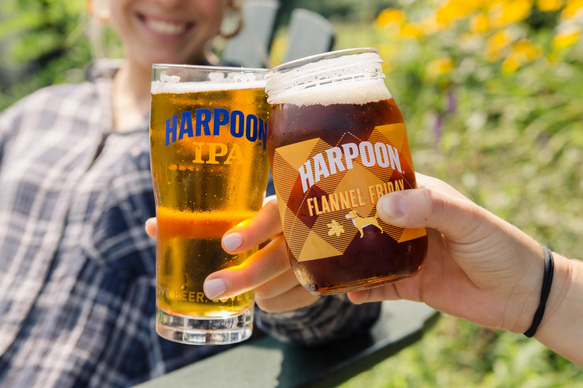 Love Beer  Love Life  | Harpoon