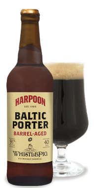 Barrel Ages Baltic Porter