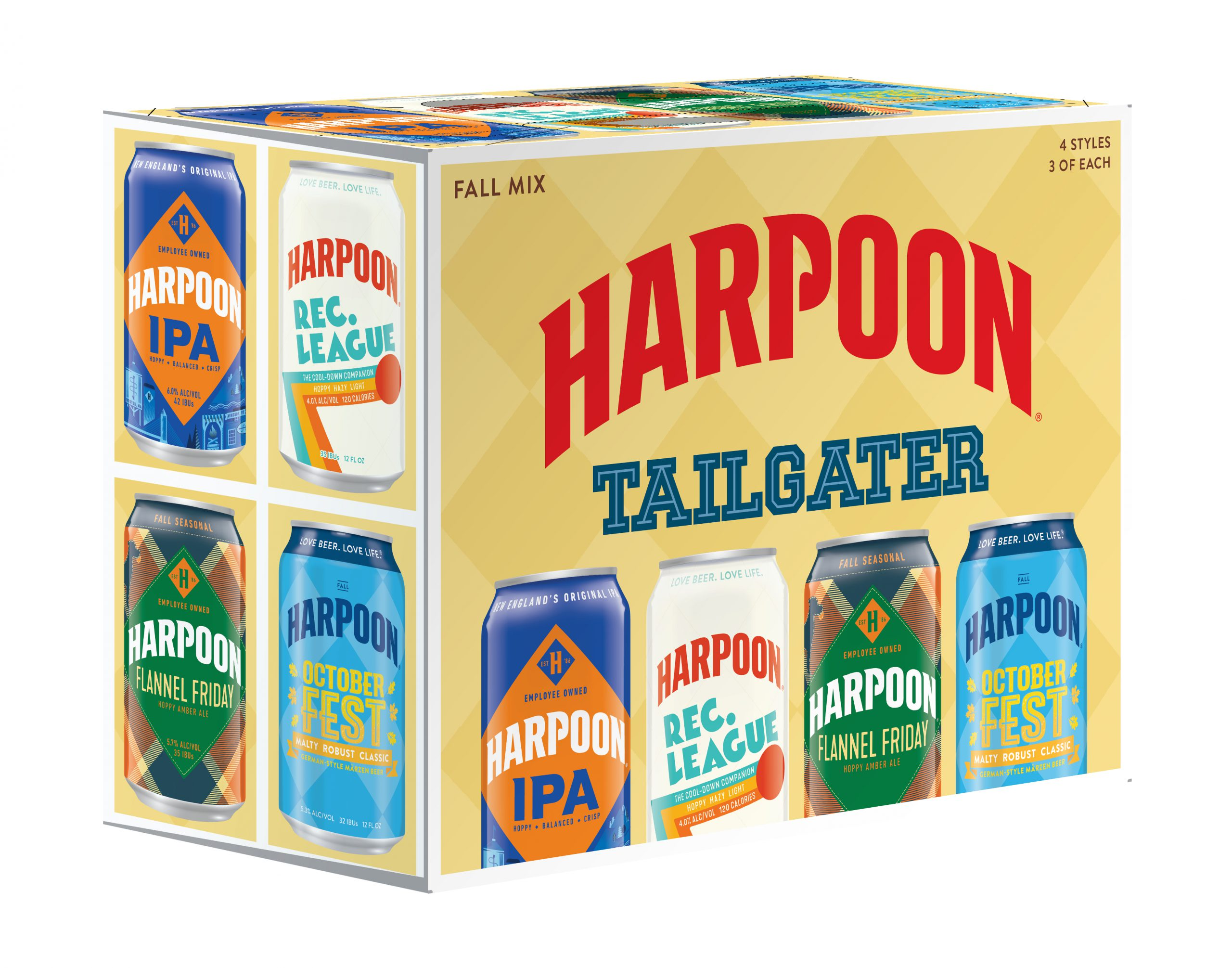 12 pack Tailgater Can