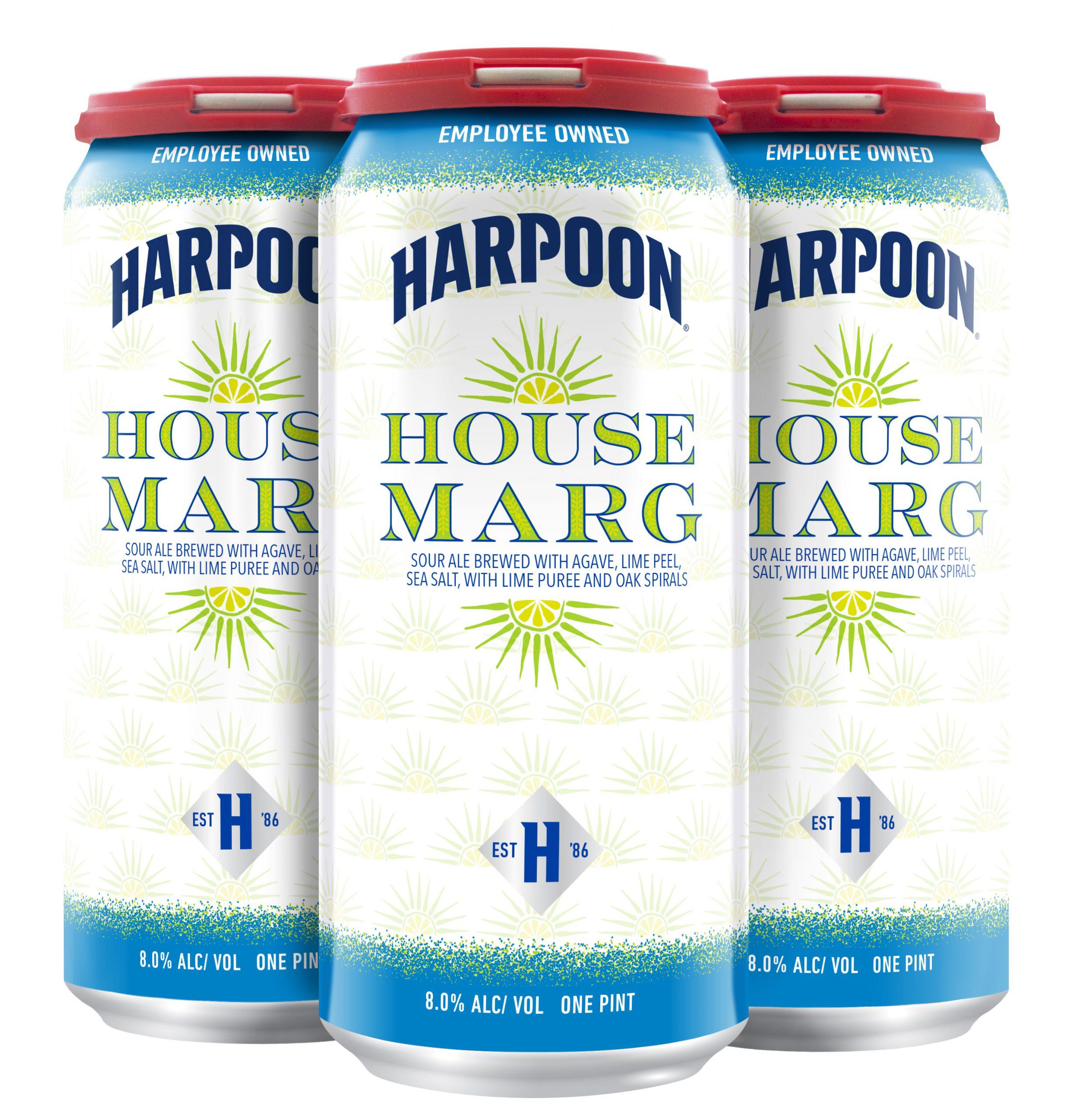 Harpoon House Marg 16CAN 4PK