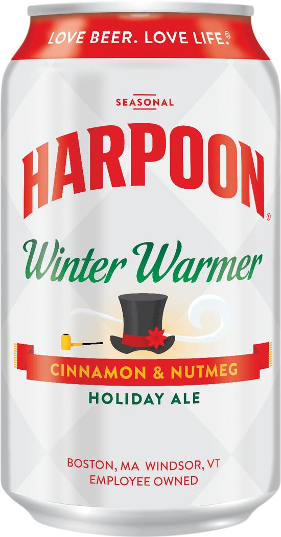 12 oz Winter Warmer Can