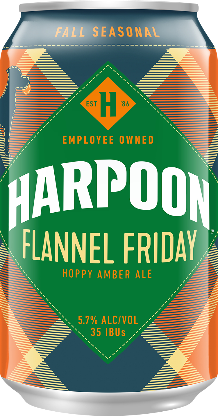 Flannel Friday 12 oz can