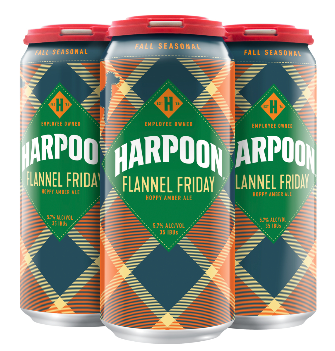 Flannel Friday 16oz Can