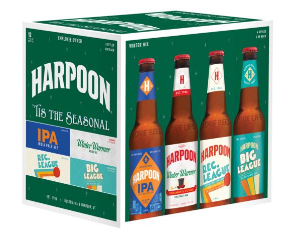Tis The Seasonal 12-pack Bottle