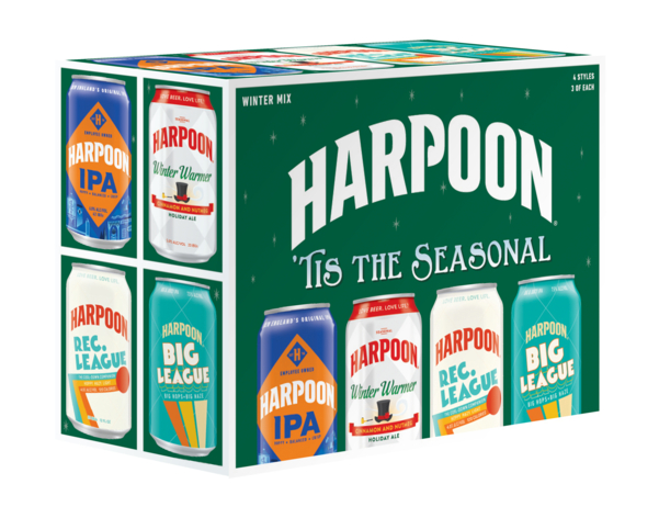 Tis the Seasonal 12-pack Can