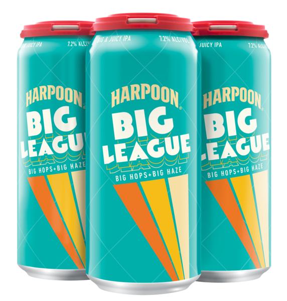 16 oz 4 pack Big League