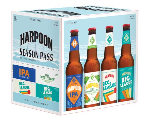 Season Pass 12-pack bottle