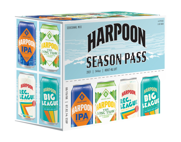 Season Pass 12-pack can