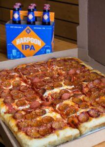 Big Game Pizza